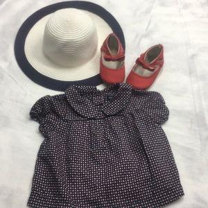 Babygap blouse